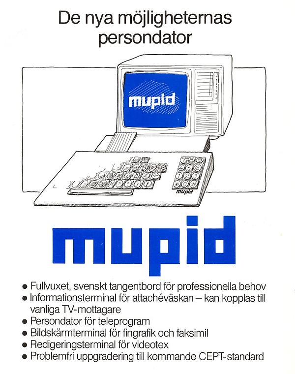 MUPID in Schweden