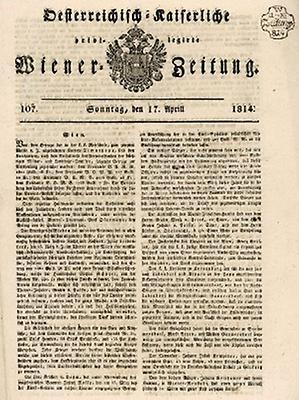 Wiener Zeitungen