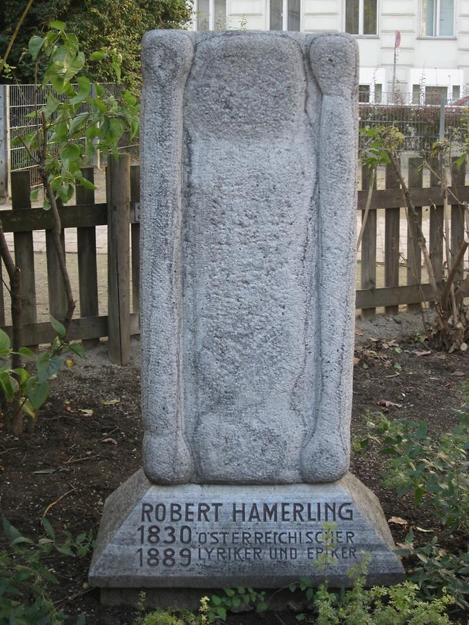 Robert Hamerling Denkmal