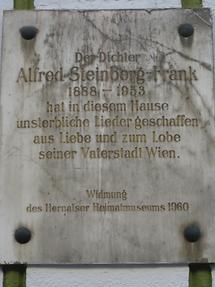 Alfred Steinberg-Frank