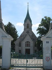 Evangelische Friedhofskirche