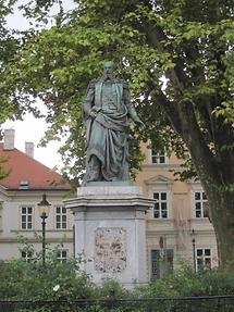 Denkmal Kaiser Maximilian von Mexiko