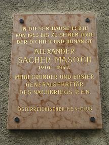 Alexander Sacher-Masoch