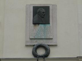 Dingelstedtgasse 16 – Wilhelm August Jurek