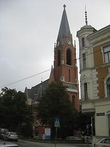Pfarrkirche St. Leopold
