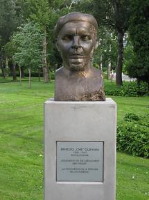 Che Guevara Denkmal von G. Fassel