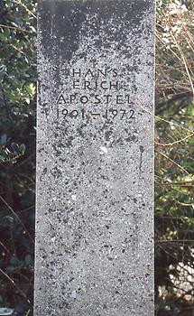 Hans Erich Apostel