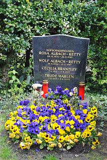 Rosa und Wolf Albach-Retty