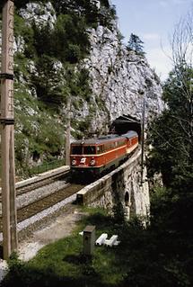 Semmeringbahn: Lokomotive der ÖBB