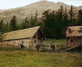 Jägerhaus auf dem kleinen Ötscher