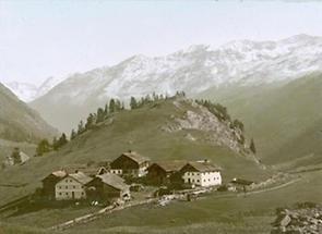 Die Pirchhütten in Obergurgl