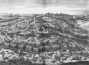 Die Schlacht am Weißen Berg 1620