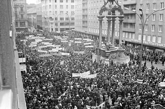 Demonstration gegen Abtreibung (2)