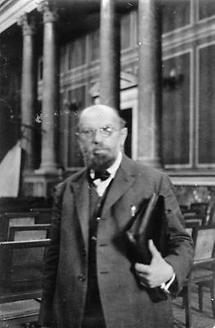 Max Adler in Wien