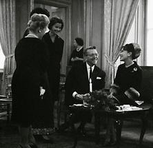 Königin Sirikit und Fred Adlmüller