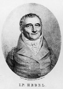 Portrait Johann Peter Hebel