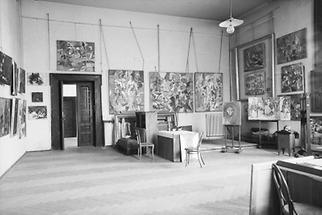 Atelier Herbert Boeckl