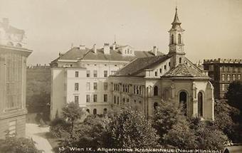 Allgemeines Krankenhaus - Neue Kliniken