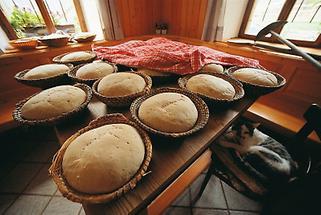 Herzhaftes Brot aus der Region Eisenwurzen