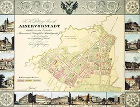 Wiener Bezirke: Josefstadt und Alsergrund