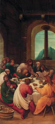 Darstellung des letzten Abendmahls