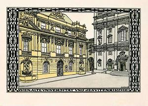 Wiener Werkstätte Postkarte Nr. 316A