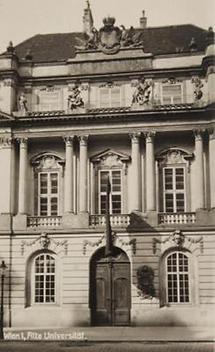 Alte Universität in Wien