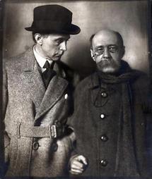 Adolf Loos und Peter Altenberg (1)
