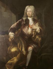 Portrait Gundacker Ludwig Graf Althann (1)