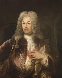 Portrait Gundacker Ludwig Graf Althann (2)