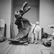 Der Bildhauer Gustinus Ambrosi (3)