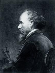 Portrait Friedrich von Amerling