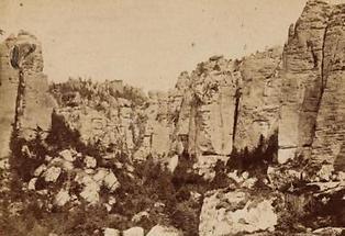 Riesengebirge Weckelsdorfer Felsen