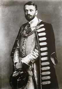 Graf Julius Andrassy