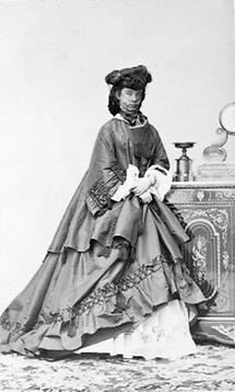 Portrait der Kaiserin Elisabeth von Österreich