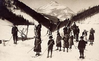 Annaberg im Winter