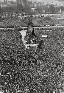 Heldenplatz, März 1938