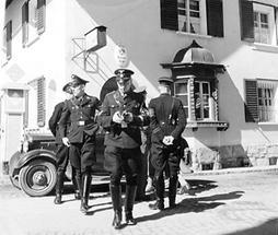 Nach dem Anschluss Österreichs