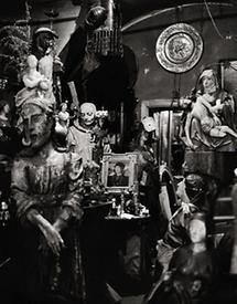 Antiquitätengeschäft in Wien