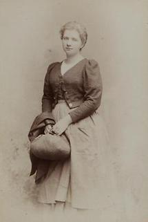 Portrait Frau Glöckner