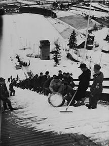 Olmpische Winterspiele 1936 Sprungschanze