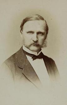 Portrait Alfred Ritter von Arneth