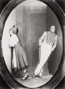 Ida Russka und Ludwig Herold