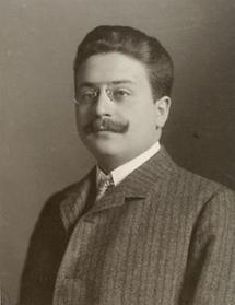 Portrait Leo Ascher