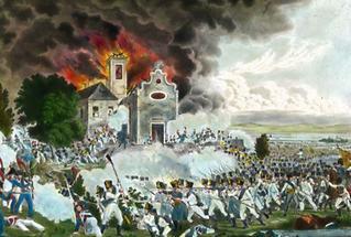 Schlacht um Aspern 1809