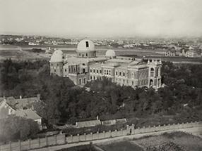Universitäts Sternwarte (1)
