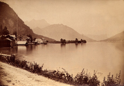 Weißenbach am Attersee, © IMAGNO/Austrian Archives
