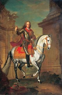 Reiterbildnis Kaiser Karls VI.