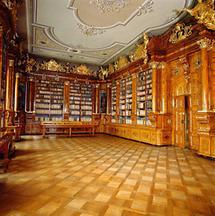 Bibliothek von Staré Brno