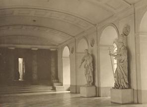Aula des Schottenstifts auf der Freyung